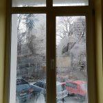 Почистване на прозорци след ремонт