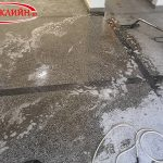 Машинно и ръчно почистване на мозайка