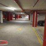 Почистване на подземен паркинг