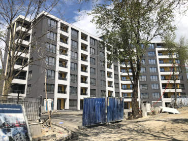Почистване на жилищна сграда