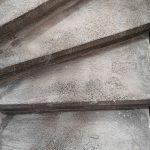 Почистване на стълбище