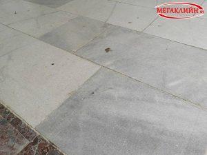 Шлайфане на мраморен под